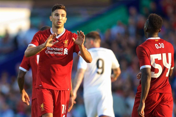 Tranmere Rovers 0-4 Liverpool: Reds run rampant as pre-season campaign begins with a spark
