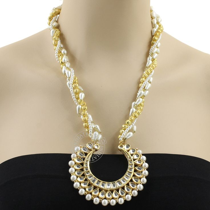 Our Gorgeous Necklace   by Indiatrend. Shop Now at WWW.INDIATRENDSHOP.COM