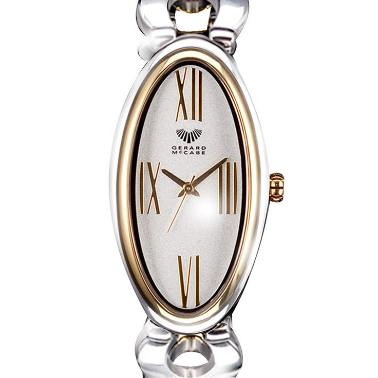 The Elegance Timepiece is exudes sophistication and class. It features a fine Swiss movement encased in the elongated dial.