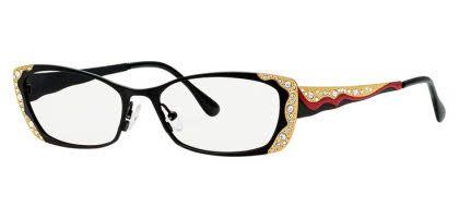 Caviar 1772 - Austrian Crystal Eyeglasses | Free Shipping