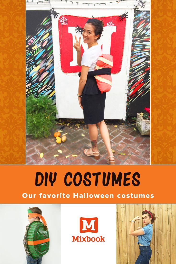 30 best DIY Halloween Costumes images on Pinterest