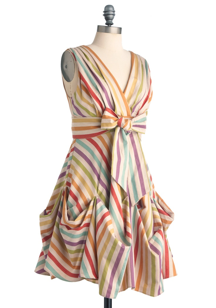 carnival dress   @modcloth.com