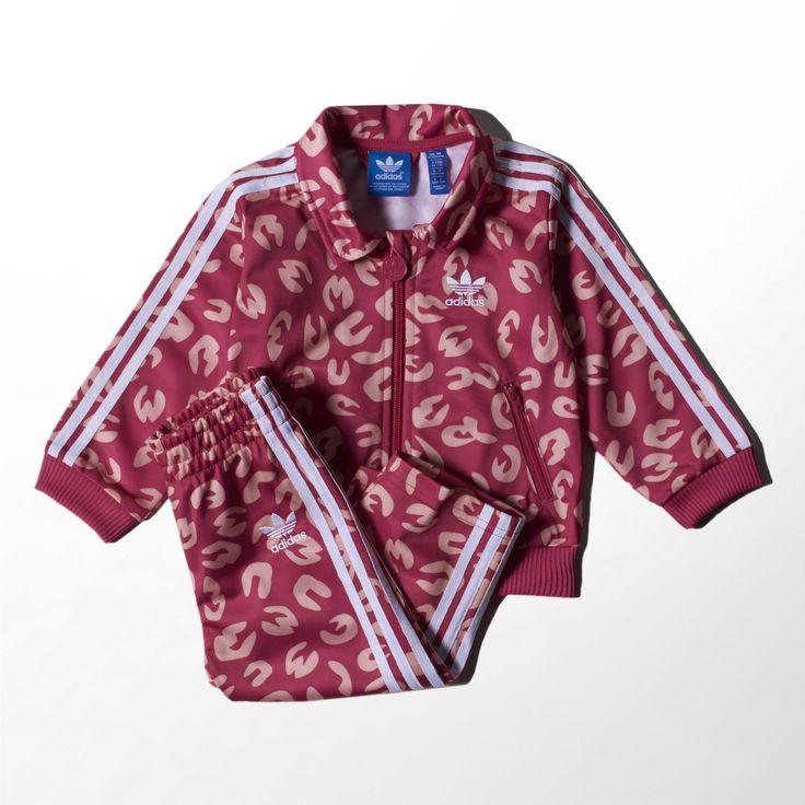 adidas - Agasalho Firebird Infantil