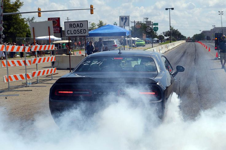 Roadkill Nights Powered by Dodge Returns to Woodward Avenue - Roadkill