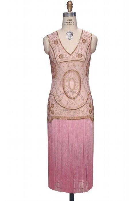 Previous Old Hollywood Glamour Dress in Gold/Pink by The Deco haus Old Hollywood Glamour Dress in Gold/Pink by The Deco haus Old Hollywood Glamour Dress in Gold/Pink by The Deco haus Old Hollywood Glamour Dress in Gold/Pink by The Deco haus  Next Old Hollywood Glamour Dress in Gold/Pink | Great Gatsby & Flapper Style Dresses | Art Deco & Roaring Twenties Gowns | Vintage & 1920s Inspired | The Deco Haus