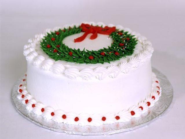 19 amazingly breathtaking christmas cake decorations - Cake Decorations