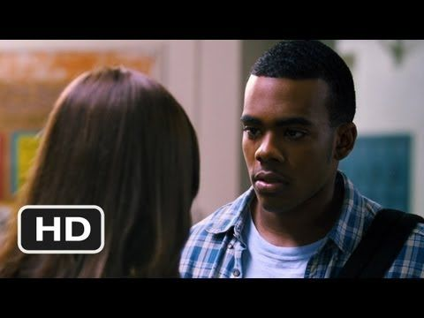 Freedom Writers Movie Clip  Ms. Gruwell (Hilary Swank) confronts Andre (Mario) about his self evaluation assignment.