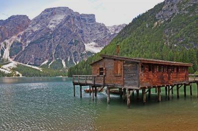 Lago di Braies - Italy