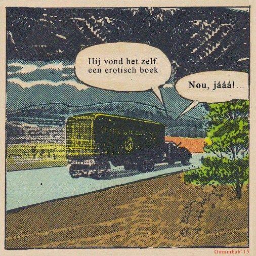Gummbah in De Volkskrant van 7-8-2015