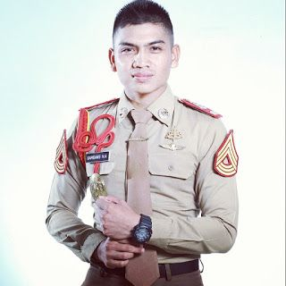 foto tentara gagah