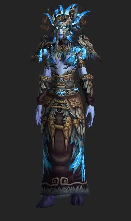 Regalia of the Firebird (Recolor) - Transmog Set - World of Warcraft