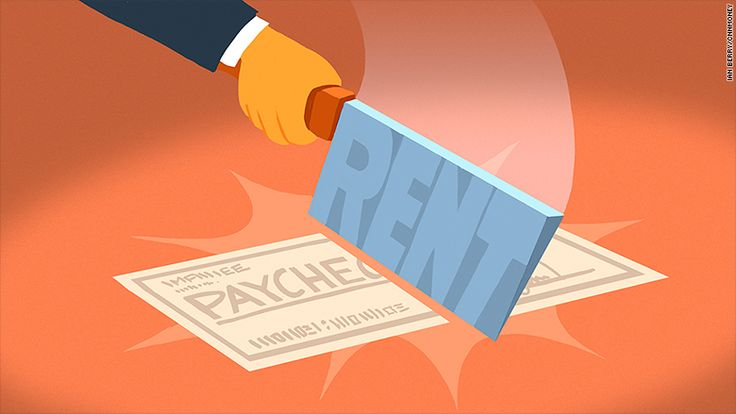 Let me assist you in making a home purchase. It's a great time. 11 million Americans spend half their income on rent. A total of 21.3 million are spending 30% or more of their paycheck to cover the rent -- also a record high. http://money.cnn.com/2016/06/22/real_estate/rent-affordability-housing-harvard/index.html?section=money_realestate#utm_sguid=154165,eb12b99a-44e1-648d-a4e5-0ec9195a882a