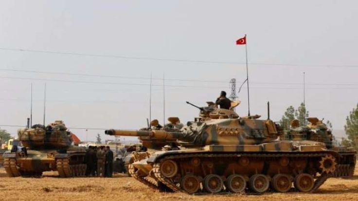 Turki tegaskan bahwa pasukannya akan tetap berada di Irak sampai ISIS dibersihkan dari Mosul  ANKARA (Arrahmah.com) - Operasi untuk mendorong ISIS keluar dari dari kota Mosul Irak bisa mengakibatkan pertempuran yang sengit dan pertumpahan darah di wilayah tersebut jika tidak ditangani secara hati-hati Turki memperingatkan pada Rabu (12/10/2016). Turki juga menegaskan bahwa Turki akan mempertahankan pasukan di Irak meski ditentang oleh Baghdad.  Presiden Tayyip Erdogan mengatakan bahwa Turki…