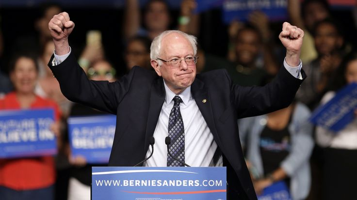 Bernie Sanders Wins The Michigan Democratic Primary