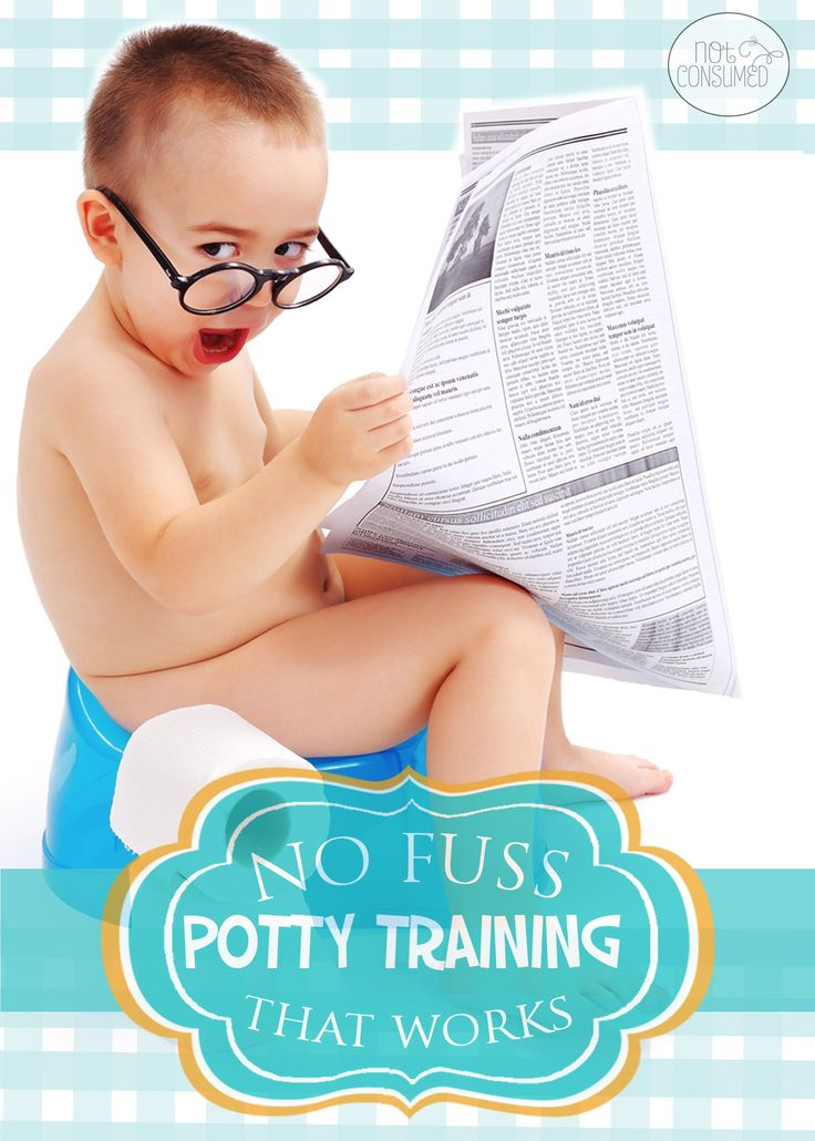 4 kids later, I'm sharing my tips for making potty training a stress-free event!