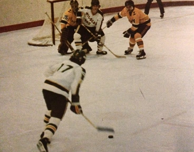 #TBT to the 1977 WIldcat Icers. NMU Hockey plays a home exhibition game this Sunday against University of Victoria!