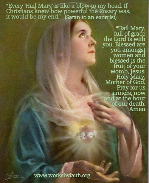 The Beauty of a Hail Mary