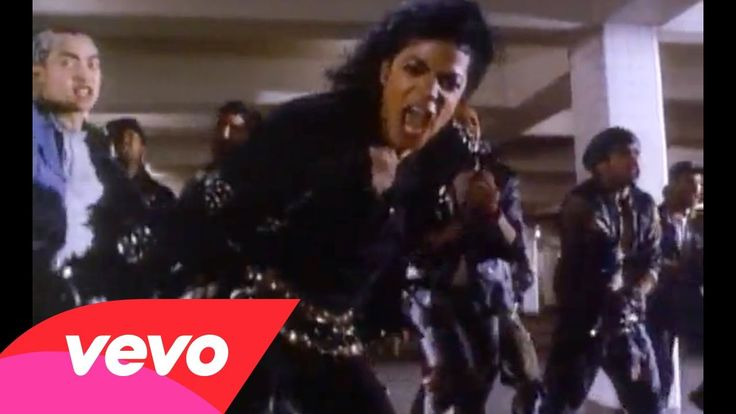 Michael Jackson - Bad; watching this Martin Scorsese directed video is always inspiring. Absolute genius, and I love that it's shot in the NYC Hoyt-Schermerhorn subway station