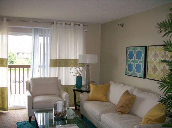 Curtains Over Patio Door Decorate Pinterest