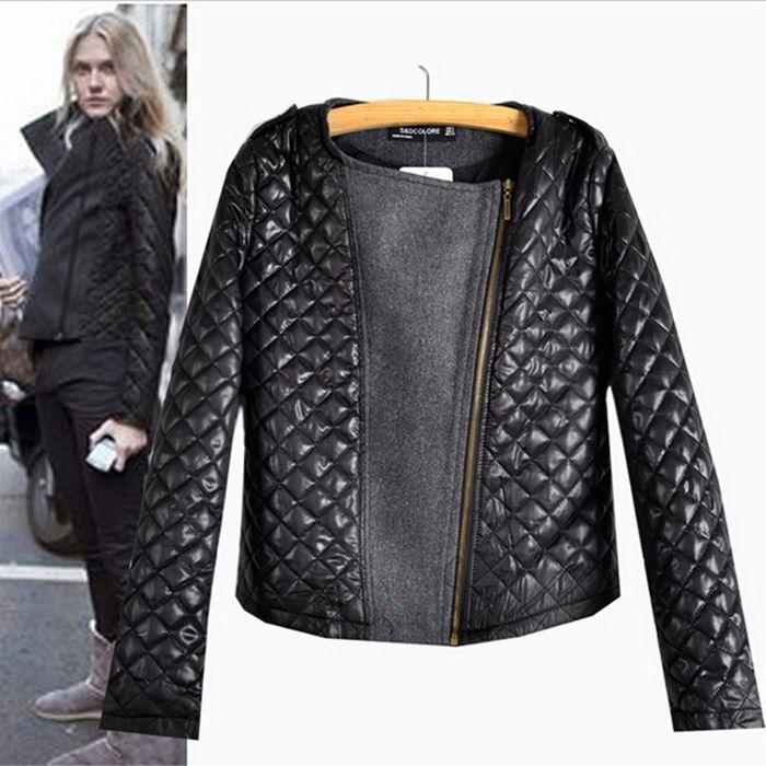 2017 neue Ankunft Herbst Winter Europäischen Stil Mode Steppnähten Woolen Mäntel Damen Langarm Reißverschluss Heißer Verkauf