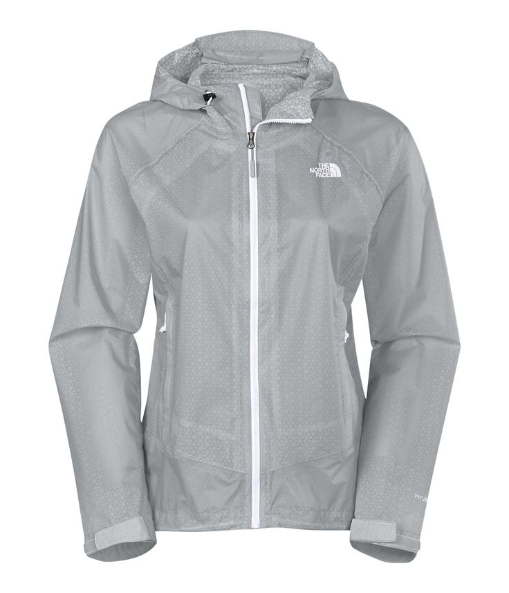 North Face Cloud Venture Jacket Women's - Cloud Venture is ideal for for those getting out for a run traveling light and fast on wet trails.