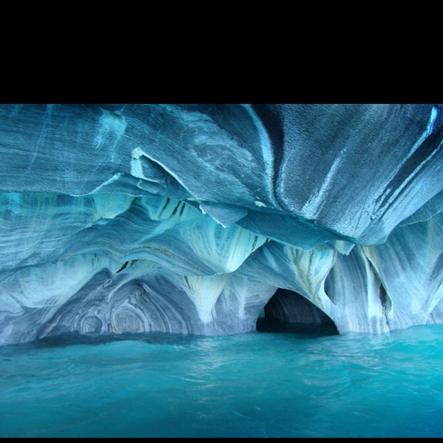 Marble Caves Chile Chico, Chile  Taken from coolhunter.com.ukIce Caves, Buckets Lists, Chile Chico, South America, Wonder Places, Beautiful Places, Travel, Marbles Caves, Good Air