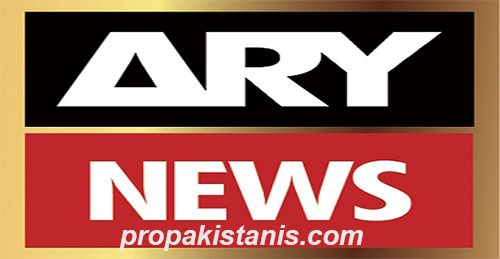 Live Streaming of ARY News Channel of Pakistan      ARY news live tv channel ARY news is most favorite news channel of Pakistan. ARY news live tv channel produces latest news for all over