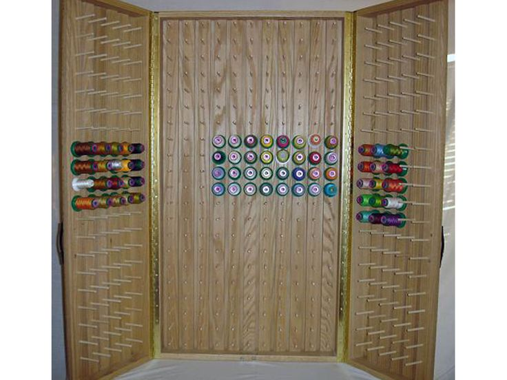 199 best Quilt room: Thread Storage images on Pinterest Thread storage, Sewing studio and ...