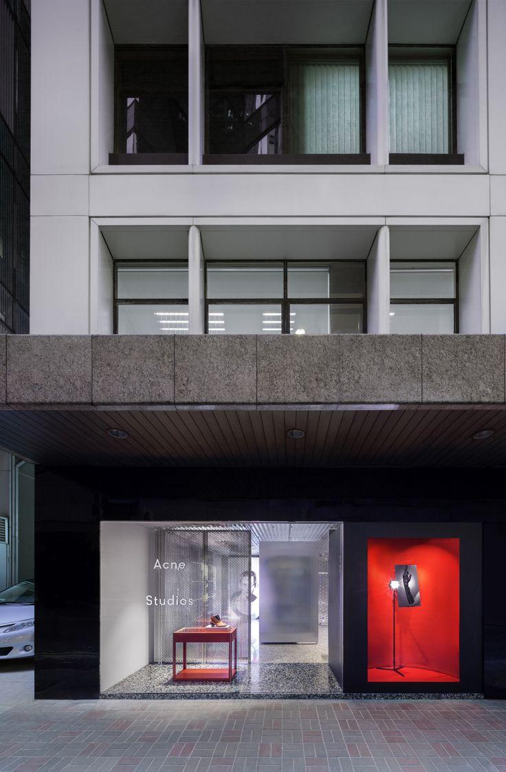 Acne Studios, 10 Ice House Street, Central, Hong Kong