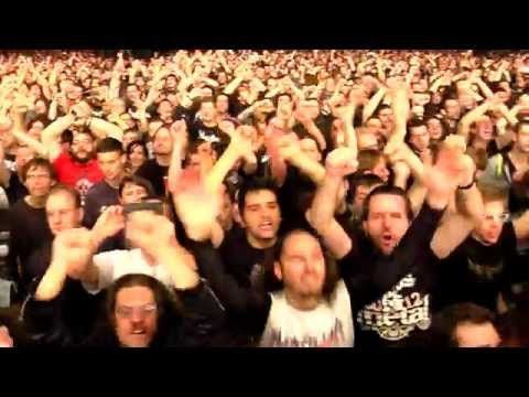 MANOWAR - The Dawn Of Battle (Live) - OFFICIAL VIDEO - YouTube