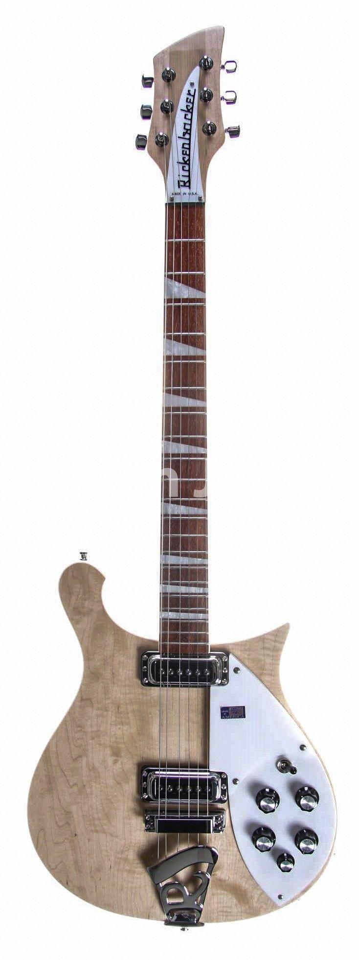 Rickenbacker 620 Electric Guitar Mapleglo