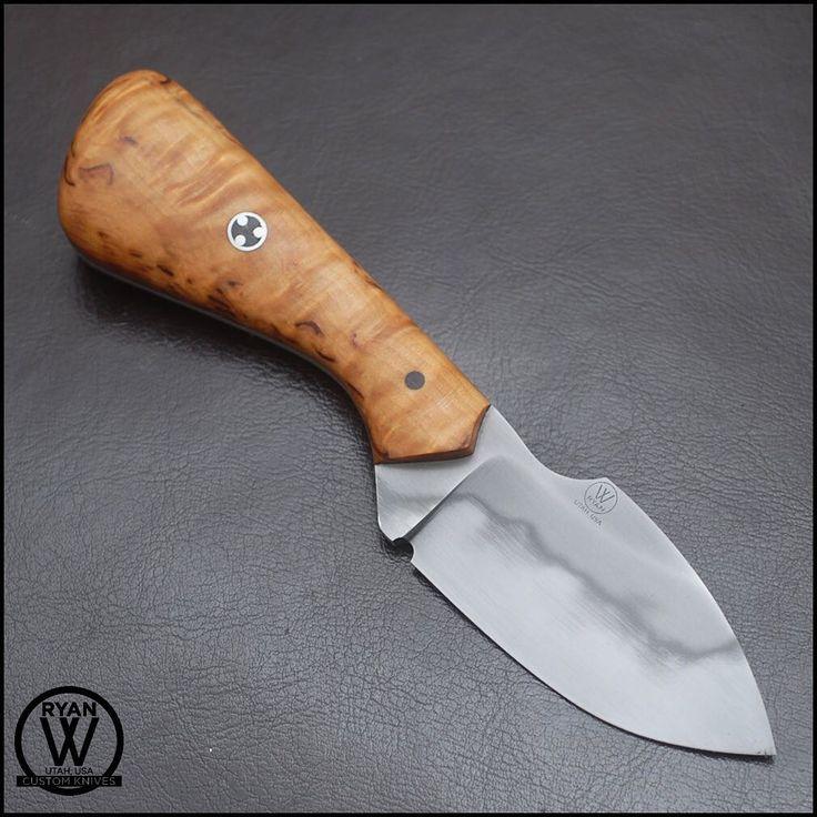 Ryan W EDC Belt knife
