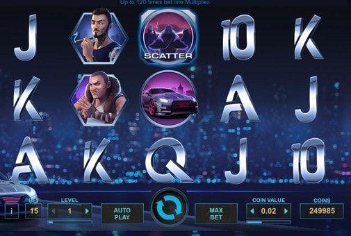 Игровой Автомат Lucky Shot