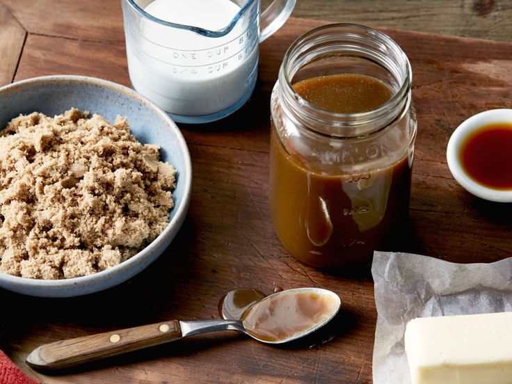 Easy Caramel Sauce recipe from Ree Drummond via Food Network