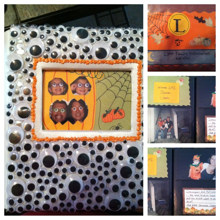 Halloween Book Cover Ideas : Images about halloween photo album cover ideas on