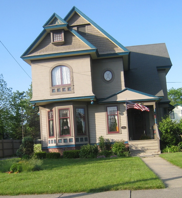 10 best images about old homes in saginaw mi on pinterest for House builders in michigan