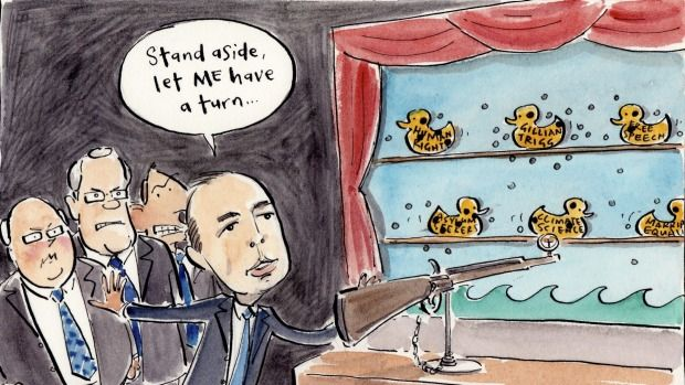 Dutton was unstinting in his criticism of Triggs and called on her to make a public apology. Unwisely he based his criticism upon inaccurate reporting in The Australian newspaper without checking the facts. Might we now expect him to be as unstinting in apologising to Triggs?