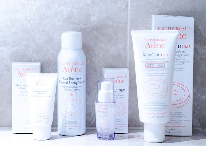 Avene Skincare Product Review