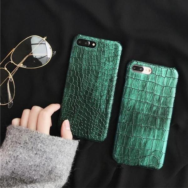 Coque de luxe aspect cuir peau de crocodile pour iPhone XS Max ...