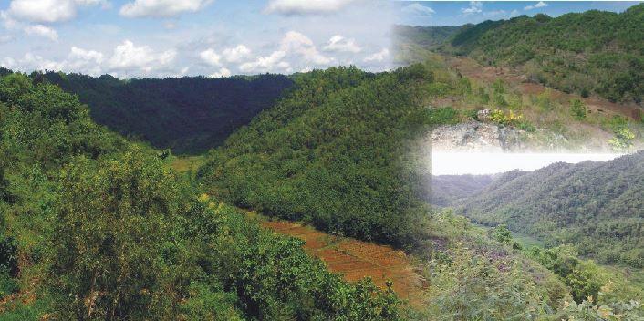 Hubungan Erat Antara Jalur Sungai Bengawan Solo Purba dengan Pantai Sadeng