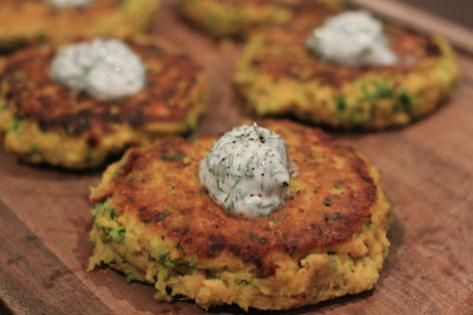 Salmon Pattie from dietitian Kerryn Boogaard - perfect for Good Friday or any day you want some seafood