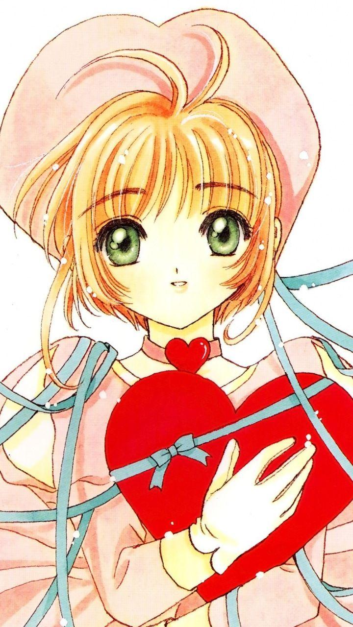 Аниме сердце картинки