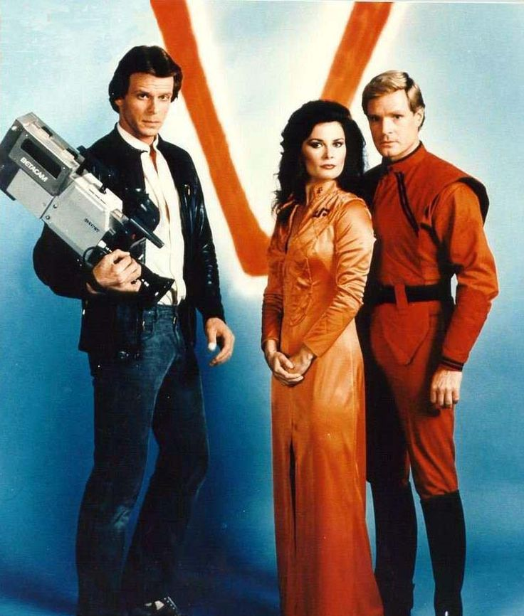 V (Invasión Extraterrestre) - 1983 -1985