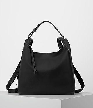 ALLSAINTS KITA BACKPACK. #allsaints #bags #leather #backpacks #