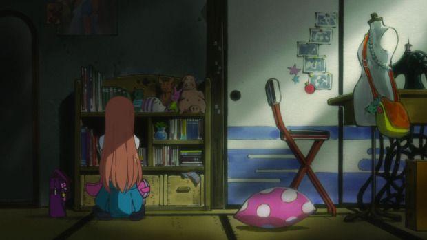 himari's room final episode, himari takakura, mawaru penguindrum