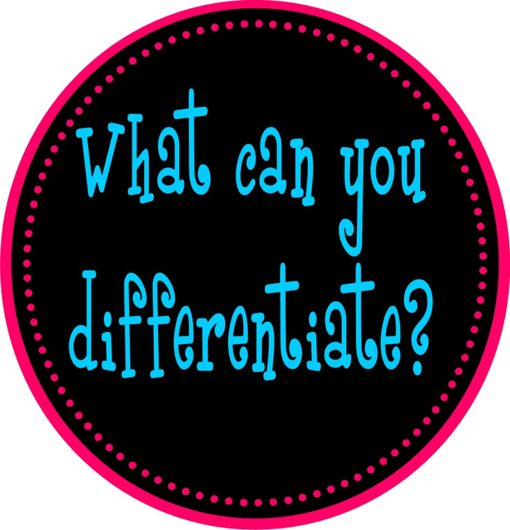 differentiated instruction definition education