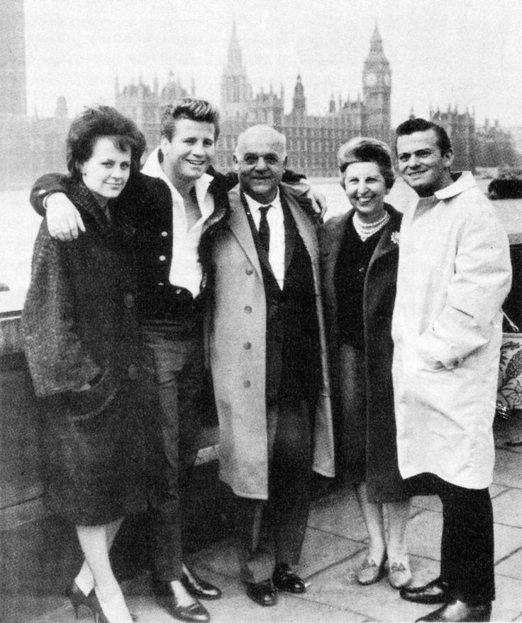 Johnny Burnette ... London 1961