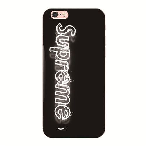 New design Supreme Hard cover phone cases For Samsung Galaxy S7 S6 edge S5 S4 S3 iphone 7 6S 6 Plus 5 5S 5C 4 4S