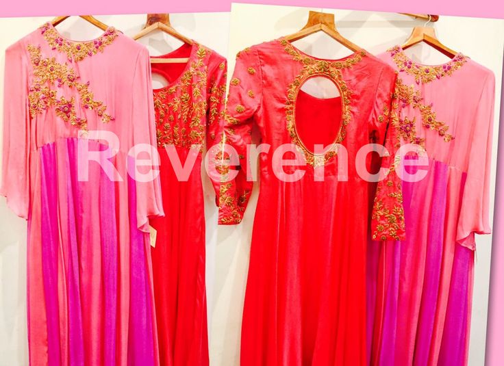 It's Your Time To Shine!  Surprise your friends with your charming #ethnic avatar wearing these #pink #kurtis from Reverence. Call us at: 033 4065 6002 or 7596920178 Whatsapp: 8777078799 Note: We will get back to you within 8 hours
