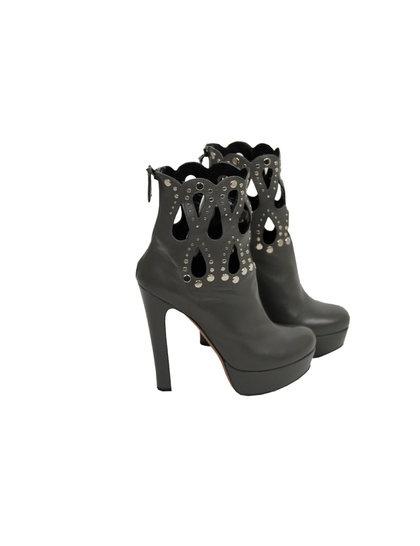 Cheap Alaia Shoes Alaia studded platform boots